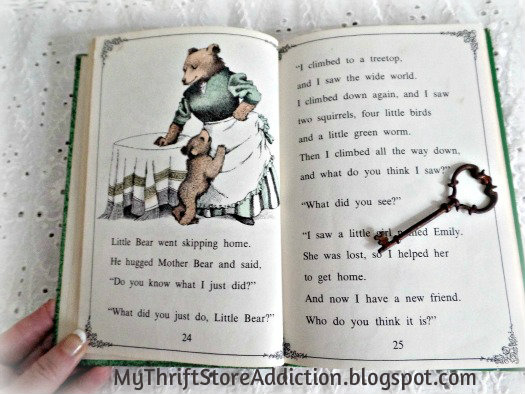 Vintage Little Bear book