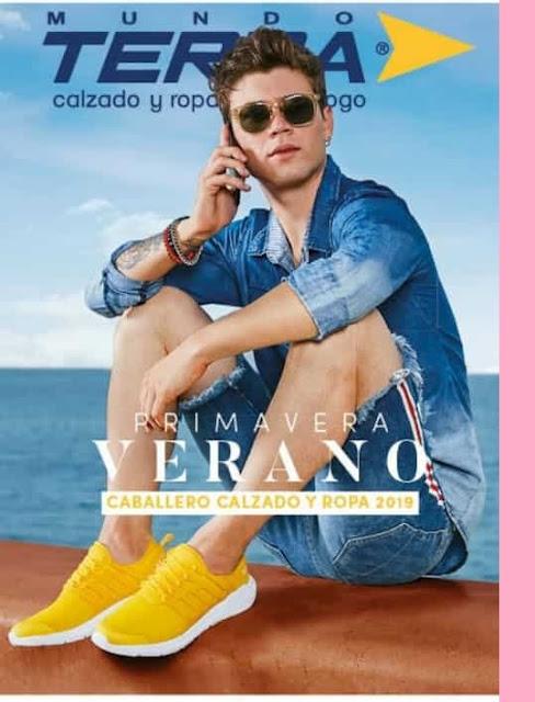 Zapatos Mundo Terra caballeros ropa y calzado PV 2019