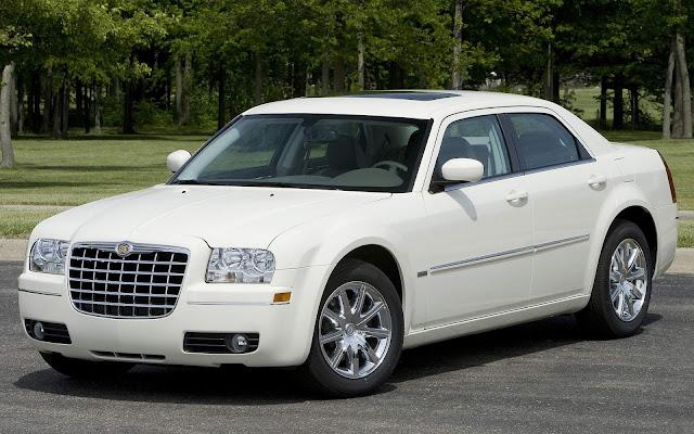 Chrysler 300C, anos/modelo 2009 e 2010