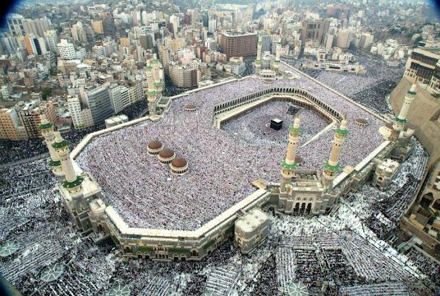 فيديو| معجزة فى مكة المكرمة تحدث كل يوم ولا أحد ينتبه لها !