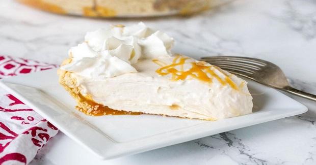 Vanilla Caramel Pie Recipe