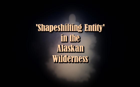 'Shapeshifting Entity' in the Alaskan Wilderness