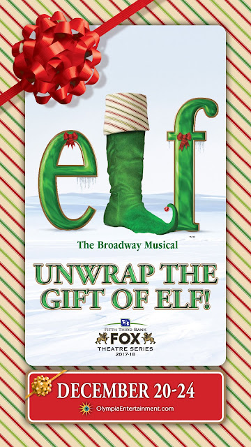 Elf, Elf Musical, Christmas, Christmas movies, films, holiday, holiday spirit