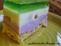 Jogurtowo- kukurydziana tęcza
