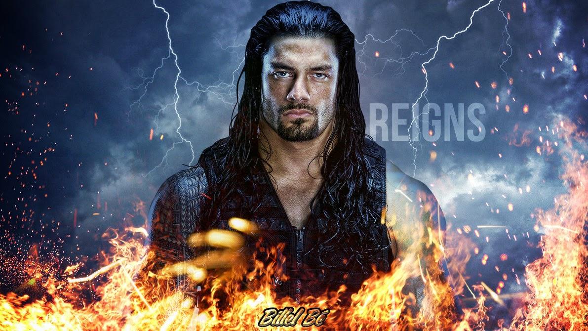 Hd Roman Reigns Wallpaper: WWE Wrester Roman Reigns