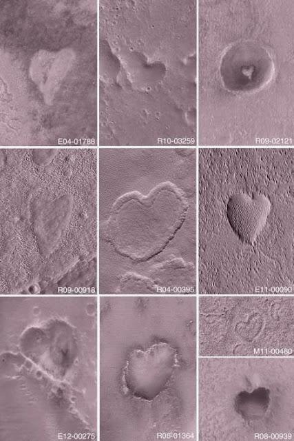 Coração em Marte