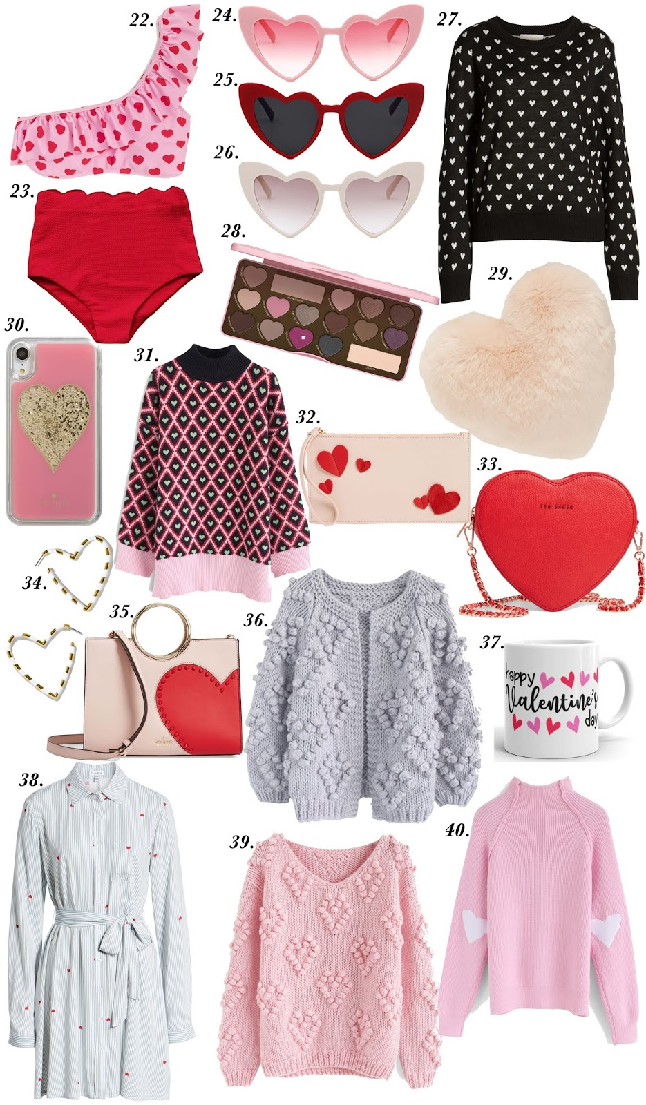 Valentine's Day Inspiration - Something Delightful Blog