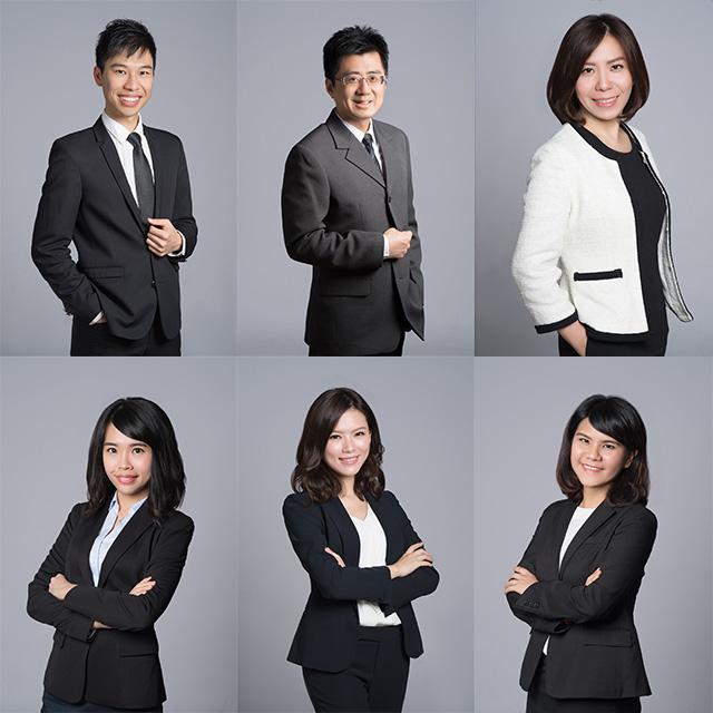 顧問團隊 / Linkedin Profile Photo個人專業形象照