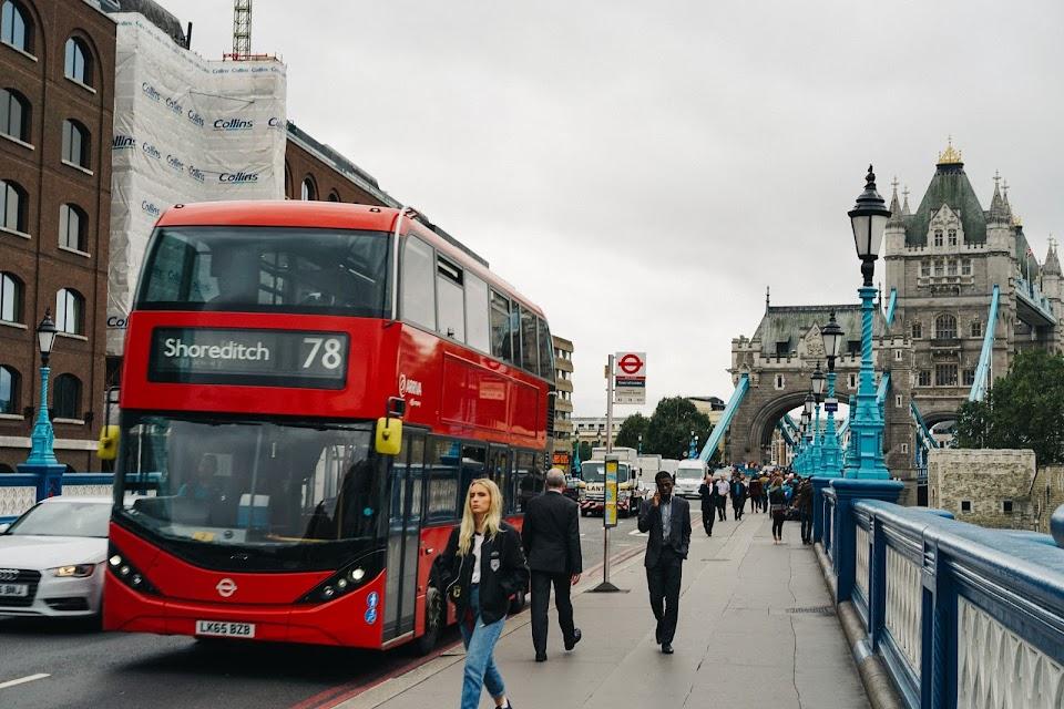タワー・ブリッジ・アプローチ(Tower Bridge Approach)