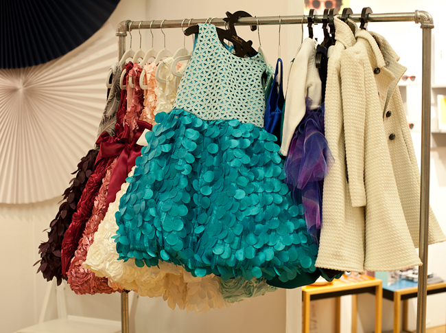 MI & ME hand made dresses