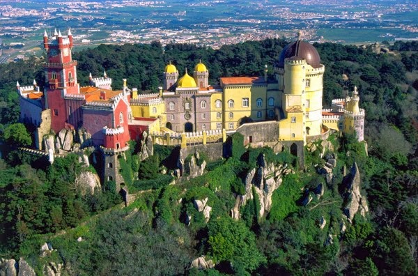 6. Sintra, Portugal - Top Fairy Tale Places You Must See