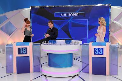 Maria, Silvio e Marcele (Crédito: Lourival Ribeiro/SBT)
