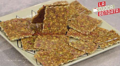 La Cuoca Bendata - Croccante al pistacchio ricetta Parodi
