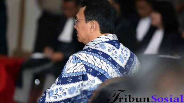 Ahok Non-Aktif, Djarot Akan Dapat Mandat Jadi Plt Gubernur DKI Jakarta