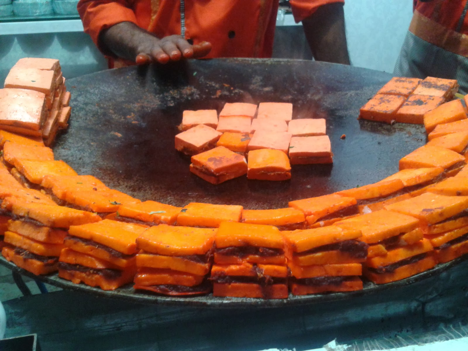 Paneer Tikka Numaish Hyderabad