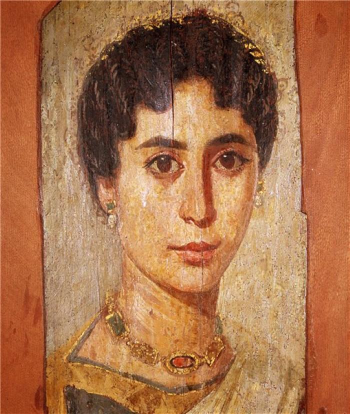 Женщины в живописи. От древности до нашего времени 9