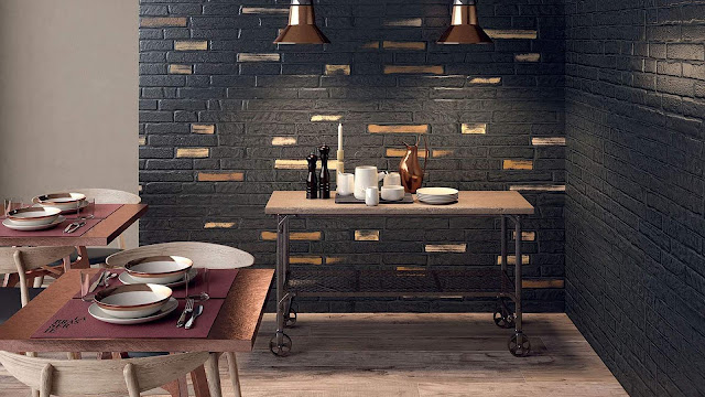 New tiles design with DO UP series - Creative ideas