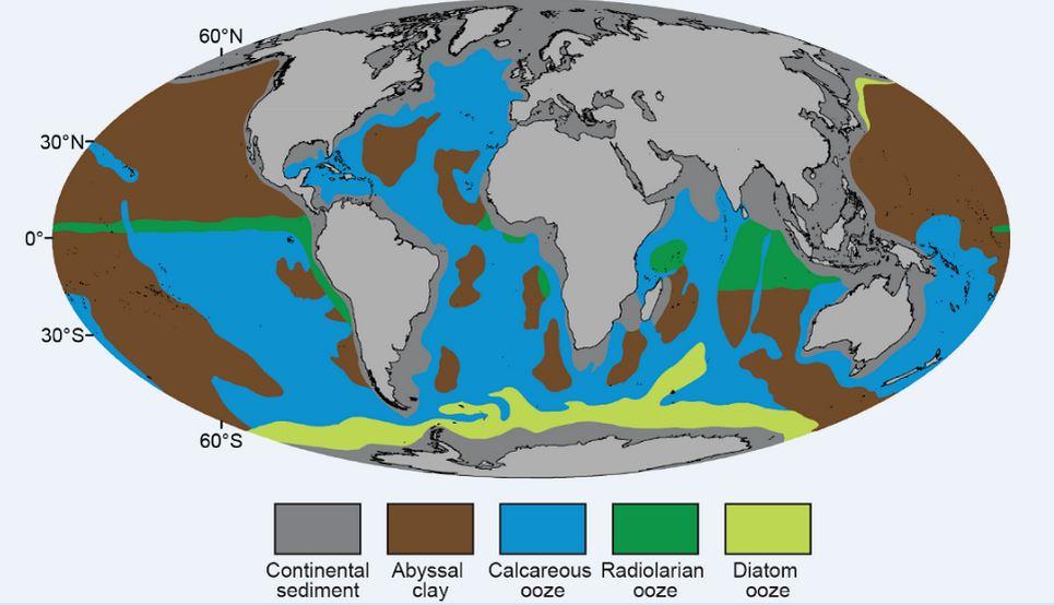 Big Data Maps World S Ocean Floor