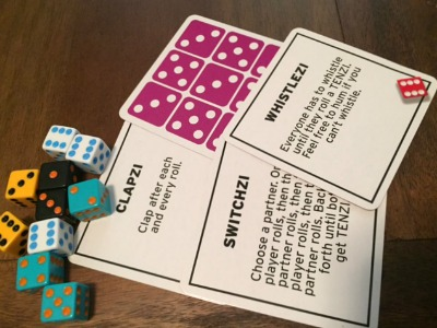 photo about Printable Tenzi Cards named Farm Clean Adventures: Tenzi~ A Video game For all Ages with