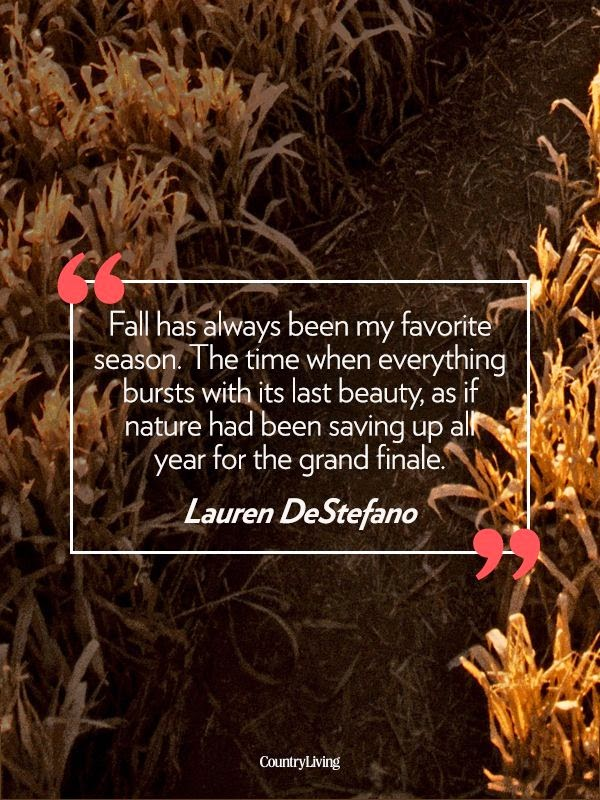 """All Things Audry: """"Fall"""" In Love With Autumn: Ten Quotes"""