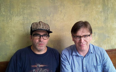 Norman Blake (Teenage Fanclub) and Joe Pernice (Pernice Brothers) are The New Mendicants