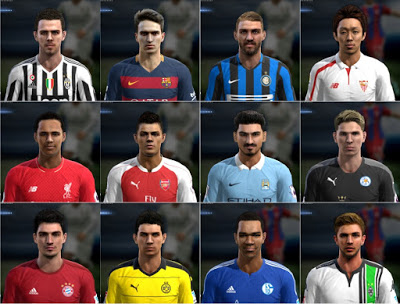Option File PES 2013 untuk SUN Patch 5.0