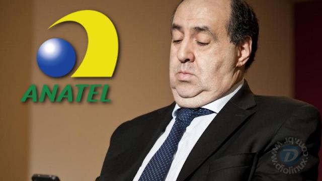 OAB quer afastar o presidente da Anatel