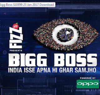 Bigg Boss Season 10 Episode 100  24 Jan 2017