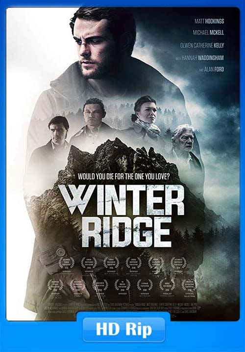 Winter Ridge 2018 English 720p HDRip | 480p 300MB | 100MB HEVC