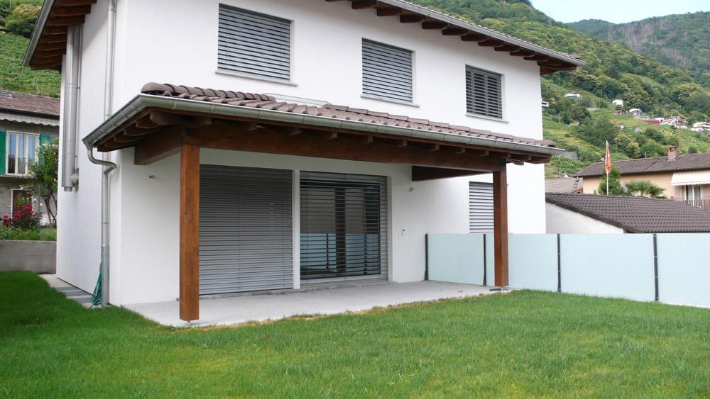 Mozzettini eros casa monofamiliare gordola - Caldaia per casa 3 piani ...