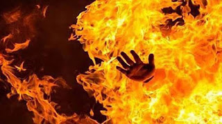 পুরান ঢাকার চকবাজার ট্ট্যাজেডিতে ভয়াবহ আগ্নিকান্ড নিহত ৮১ জন...
