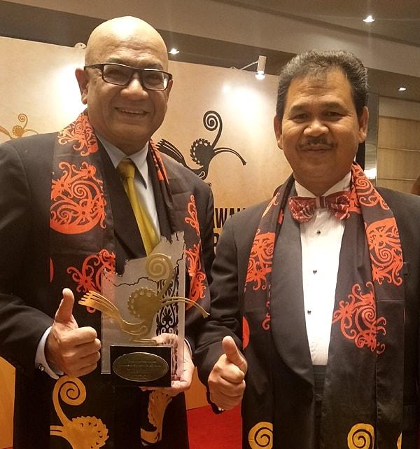 Hornbill Tourism Awards Sarawak