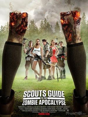 Phim Cuộc Chiến Chống Zombie của Hướng Đạo Sinh-Scouts Guide to the Zombie Apocalypse HD VIETSUB