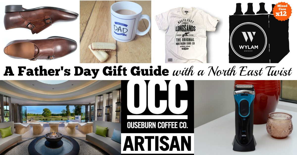 10 Father's Day Gift Ideas with a North East Twist