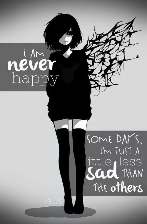 Sad Anime Quotes - Anime Is Manga