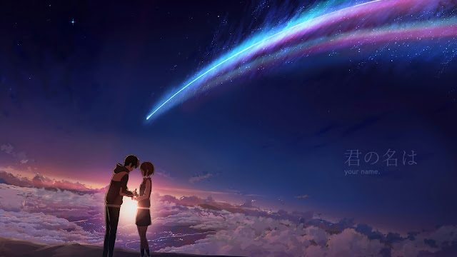 Download OST Opening Ending Insert Song Anime Kimi no Na wa. Full Version
