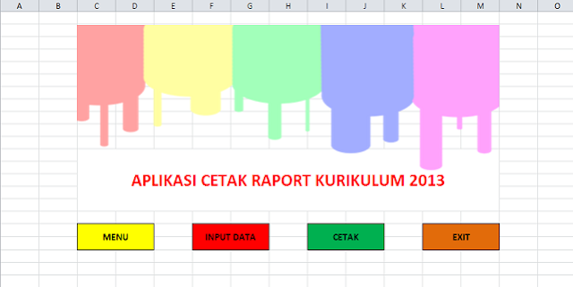 Download Aplikasi Cetak Raport Ujian Tengah Semester 2017/2018