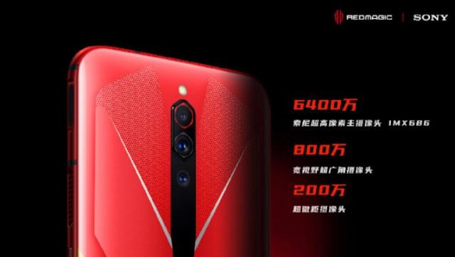 Nubia Red Magic 5G Tanıtıldı İşte Detaylı Özellikleri!