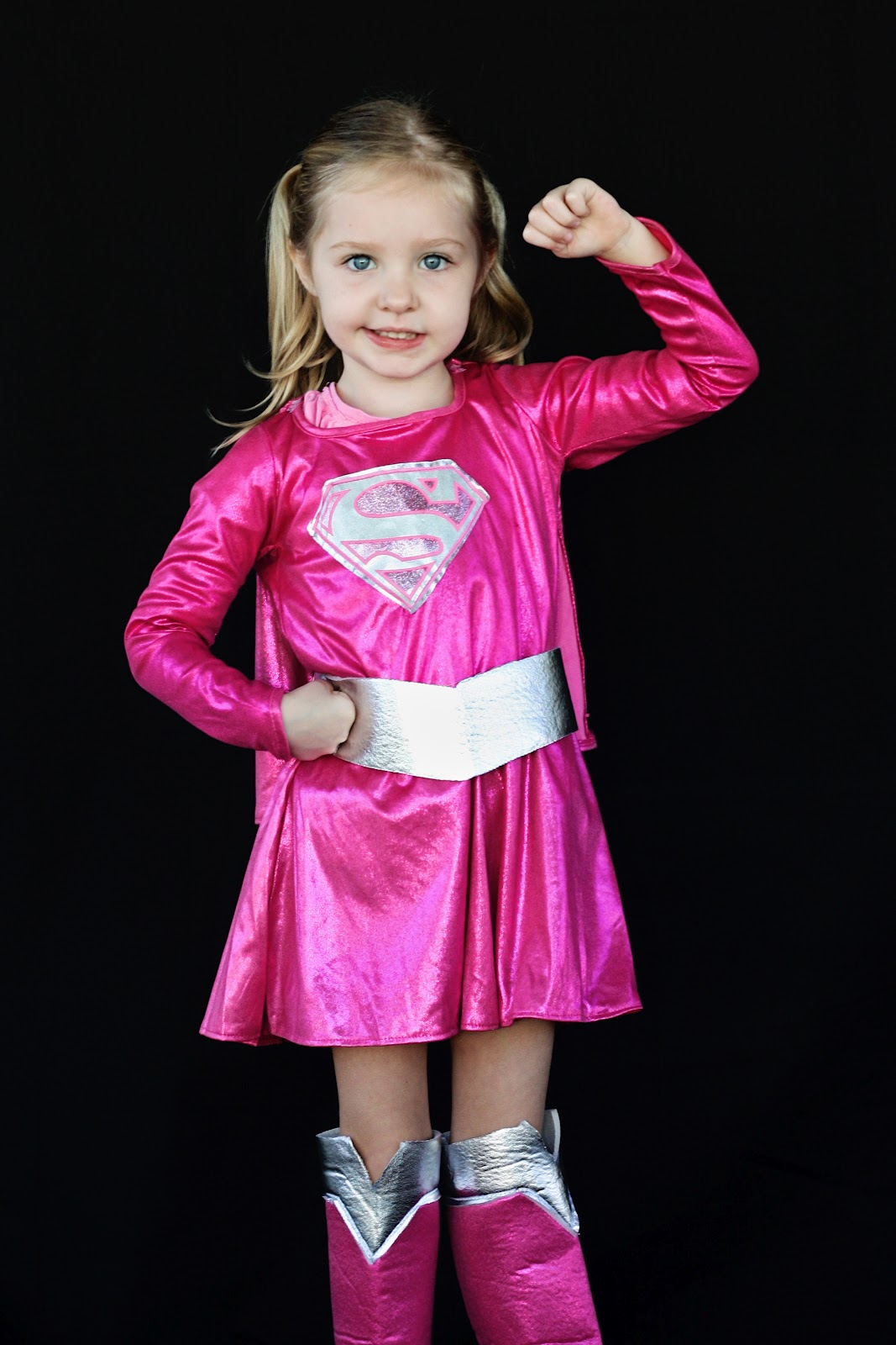 My Favorite Things.  sc 1 st  My Favorite Things... : supergirl costume pink  - Germanpascual.Com