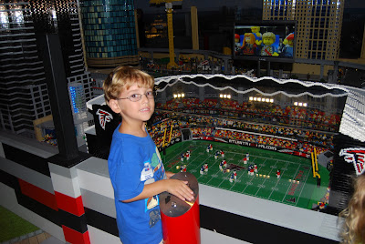 Build Your Own Car >> LIFE WITH THE ECKLEYS: Legoland