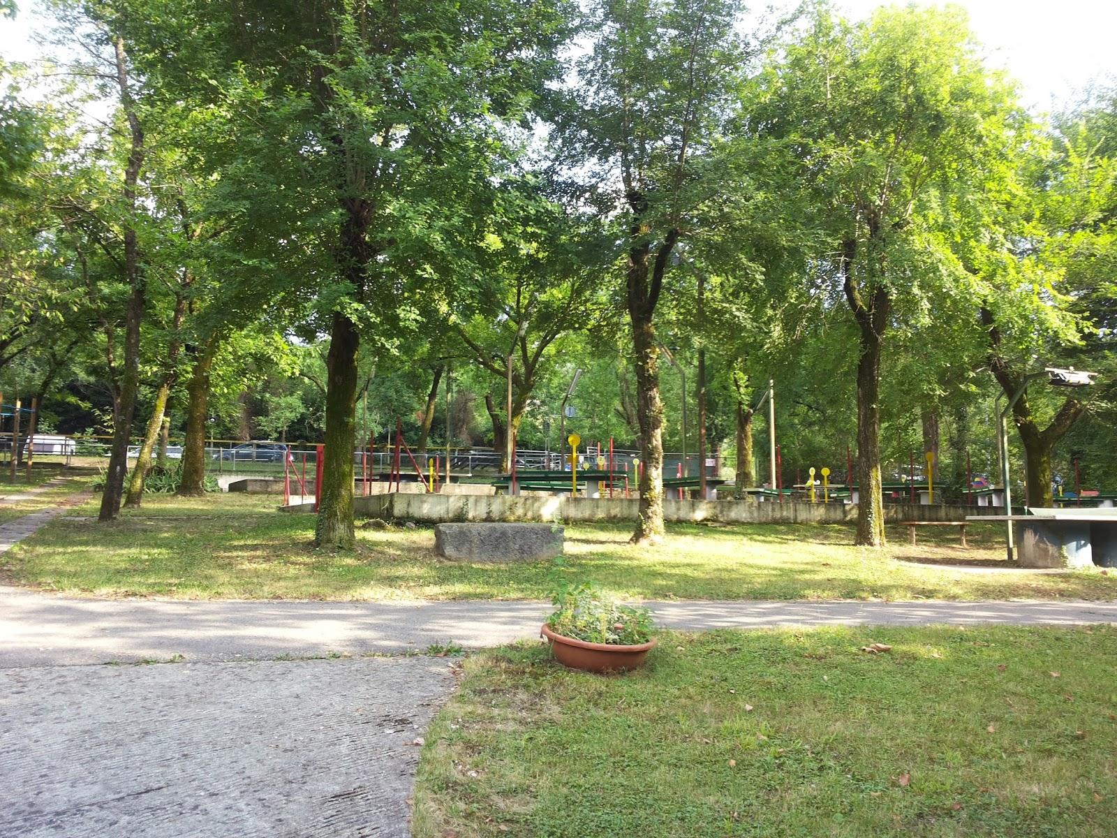 Casa Cesira Parco giochi per bambini vicino al lago