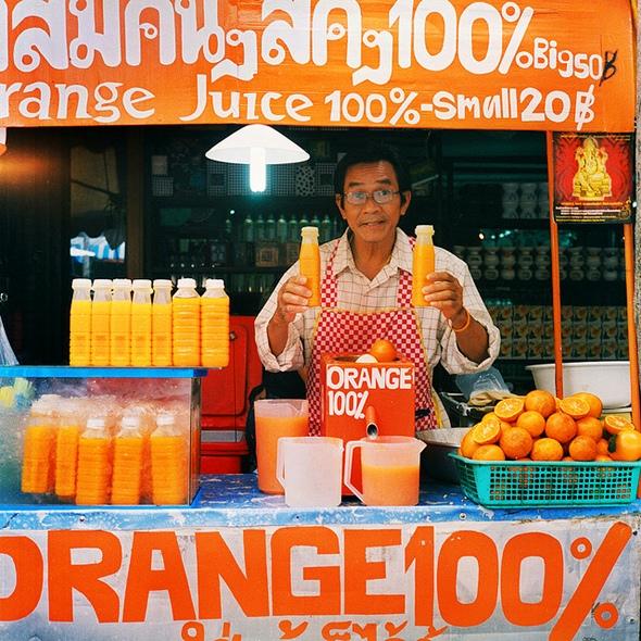 Το street juice δικαιώνει τώρα όσους επέμειναν στην καλλιέργεια πορτοκαλιού