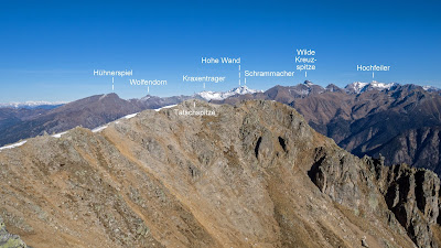 Tatschspitze Montaccio di Pennes