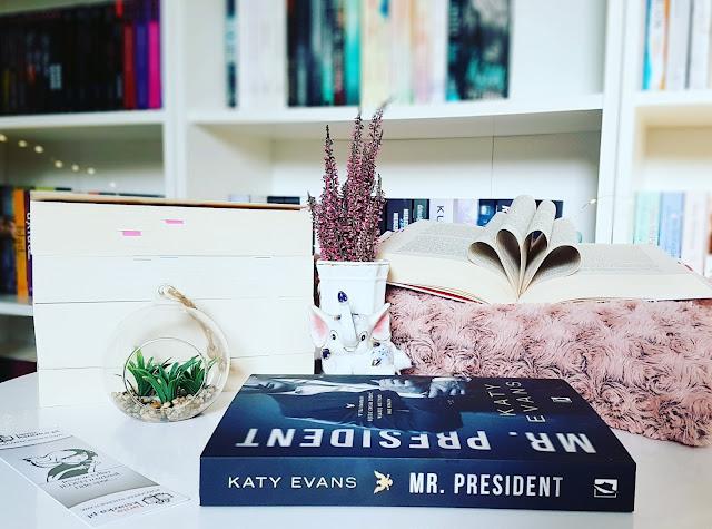 """Mr. President"" Katy Evans"