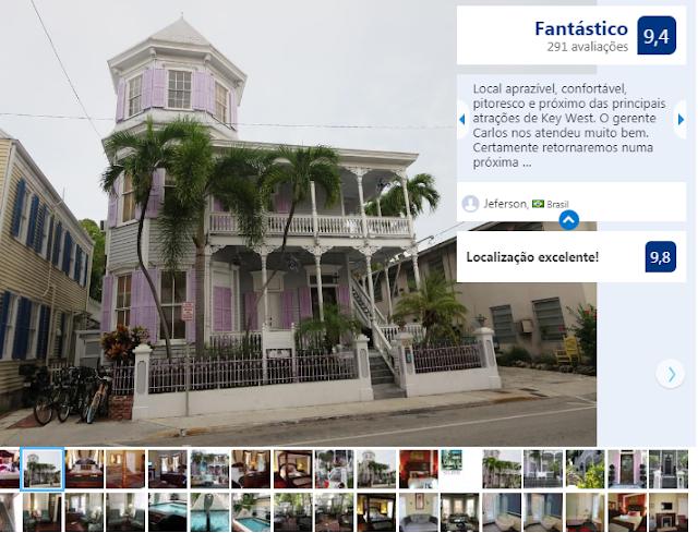Hotel The Artist House em Key West