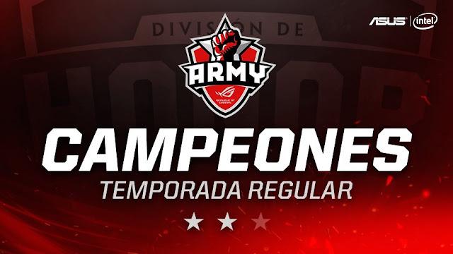 ASUS se corona campeón de la liga regular de División de Honor de LoL