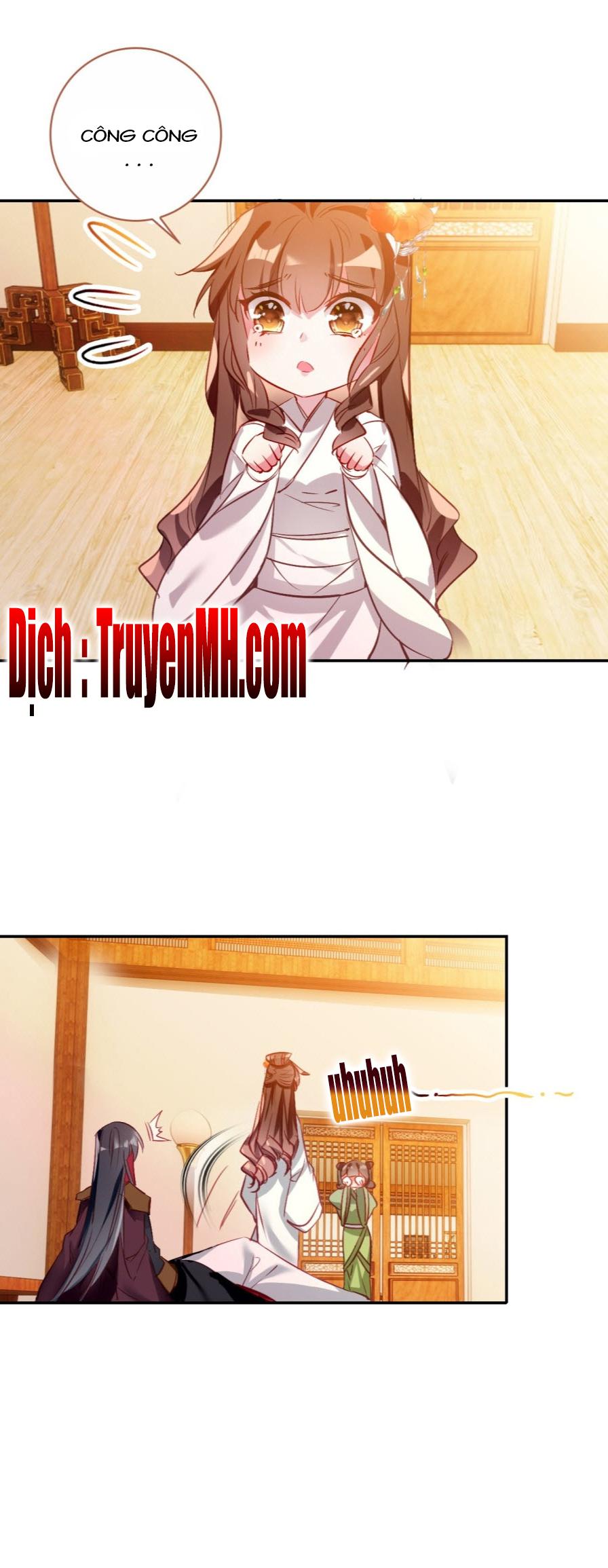Gả Cho Một Tên Thái Giám Đáng Ghét chap 22 - Trang 6