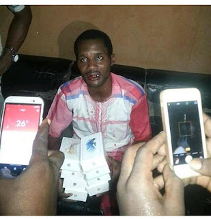Lagos State Police PRO Dolapo Badmus Confirms Seun Egbegbe's Arrest As He Claims He Is At Home Relaxing.