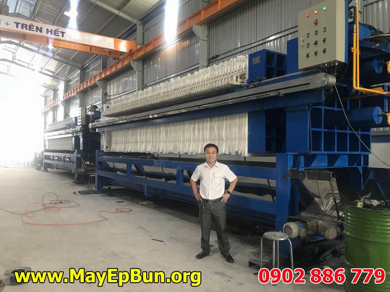Giải pháp đích thực - Giá trị dài lâu là phương châm hoạt động về lĩnh vực cung cấp máy ép bùn Việt Nam Vĩnh Phát