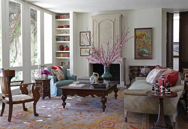 Gorgeous interior design by Martyn Lawrence Bullard